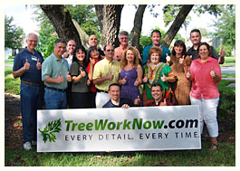 Residents and business people who endorse Tree Work Now LLC